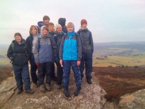 Day out in the Simonside Hills