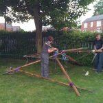 Giant Pioneering Crossbow