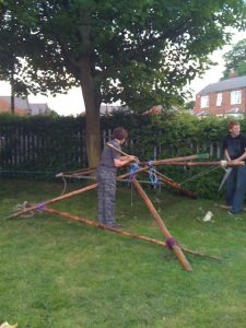 Giant Pioneering Crossbow