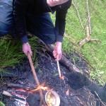 Explorer Scout Advanced Firelighting
