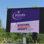 Scouting Memorial unveiled at the National Memorial Arboretum
